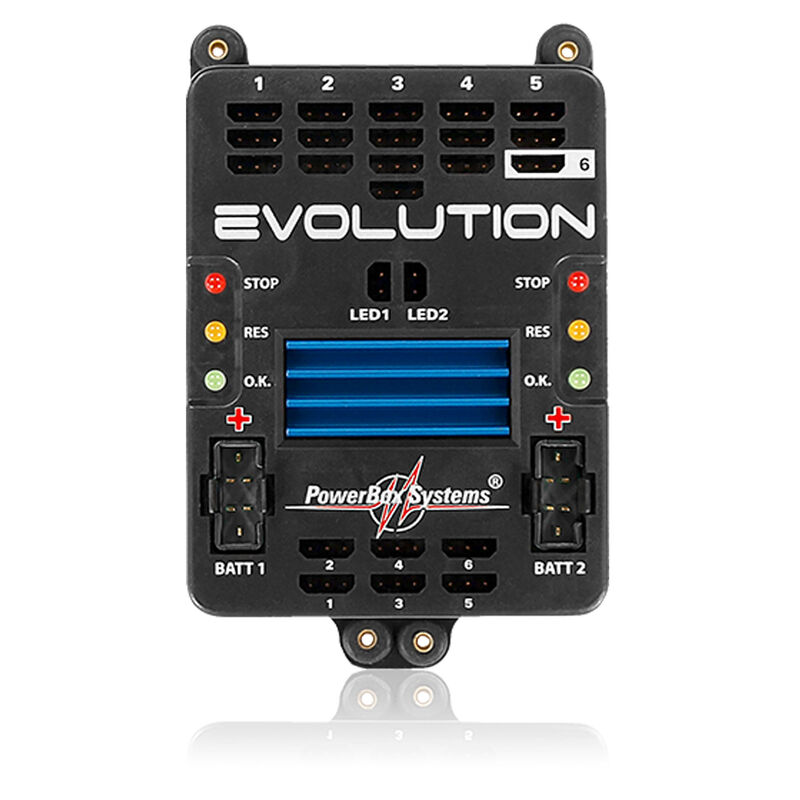 Evolution including SensorSwitch and Patchleads