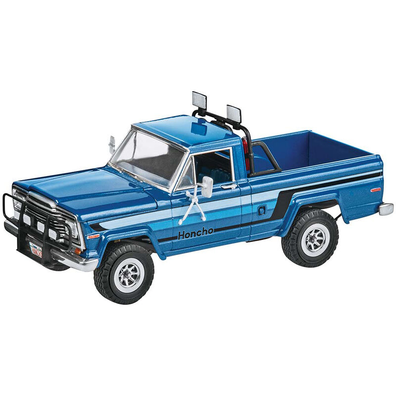 1/25 1980 Jeep Honcho Ice Patrol