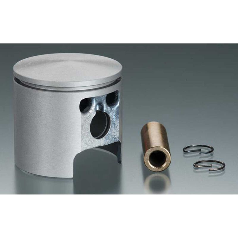 Piston with Pin and Retainer: DLE-30