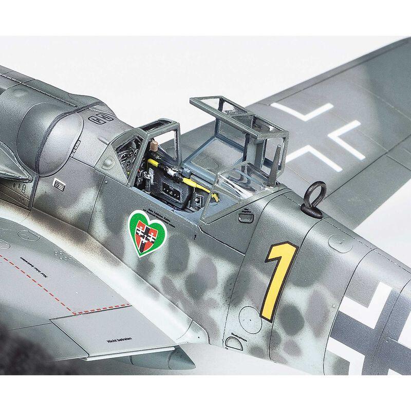 1/72 Messerschmitt Bf109 G-6