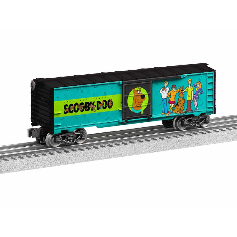 O-27 Happy Birthday Scooby Doo Sound Car