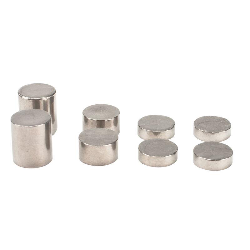 2 oz Incremental Tungsten Cylinder Kit