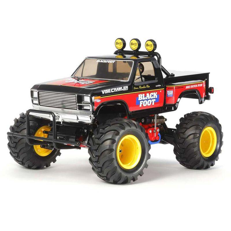 1/10 2016 Blackfoot 2WD Monster Truck Kit