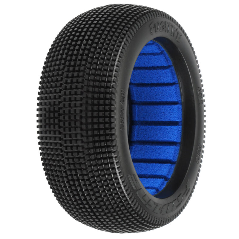 1/8 Fugitive X3, Soft: Off-Road Buggy Tires