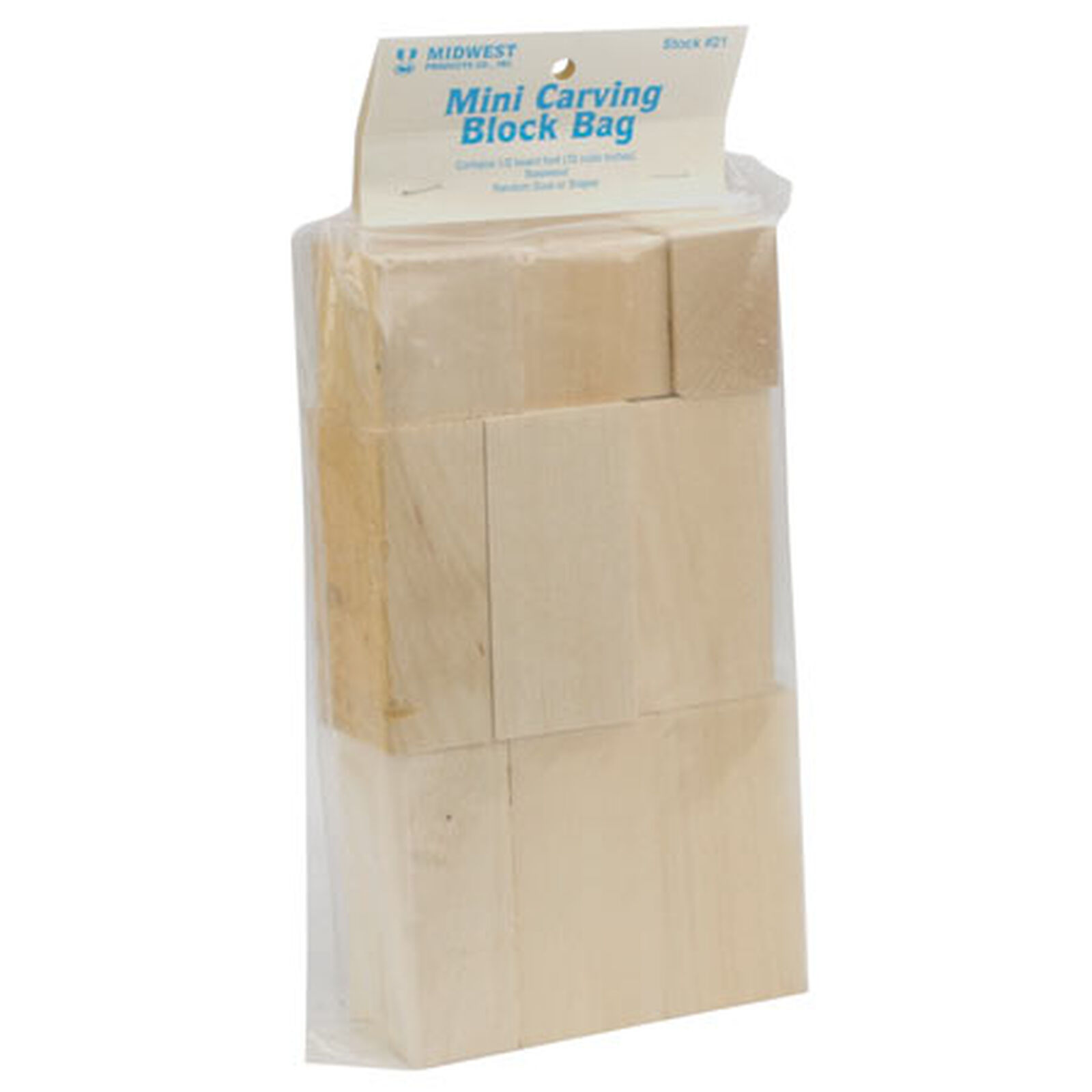 Mini Carving Block Bag