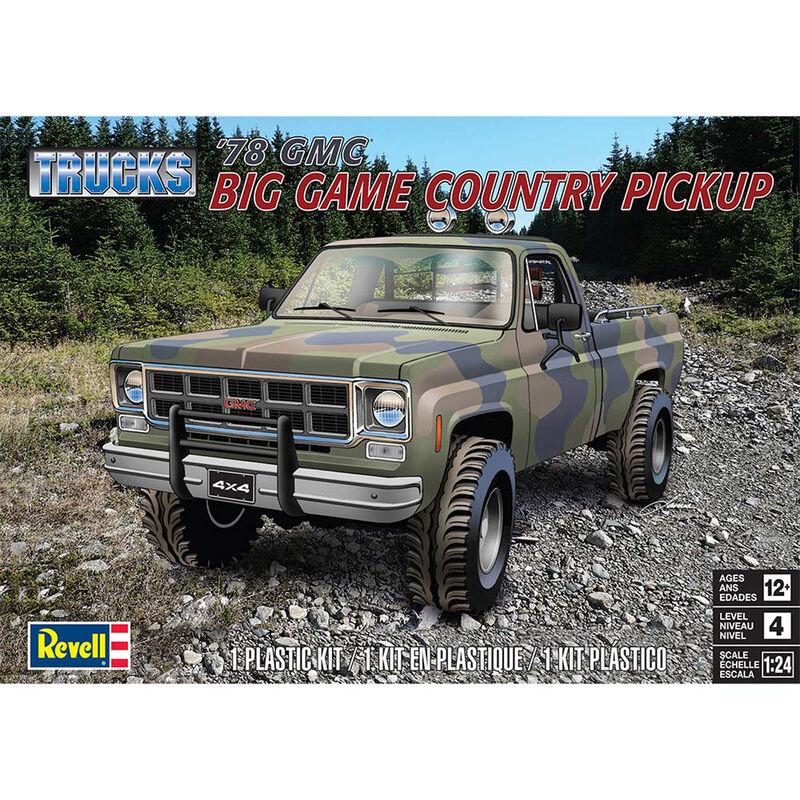 1 24 1978 GMC Pickup