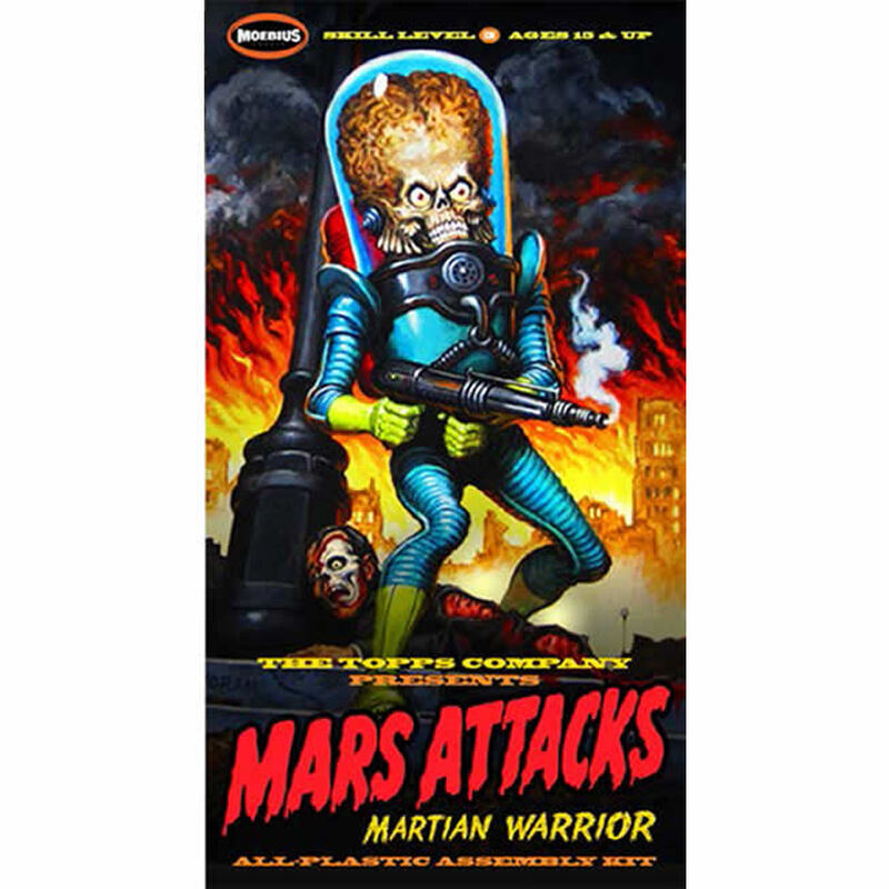 Mars Attacks! Martian Figure