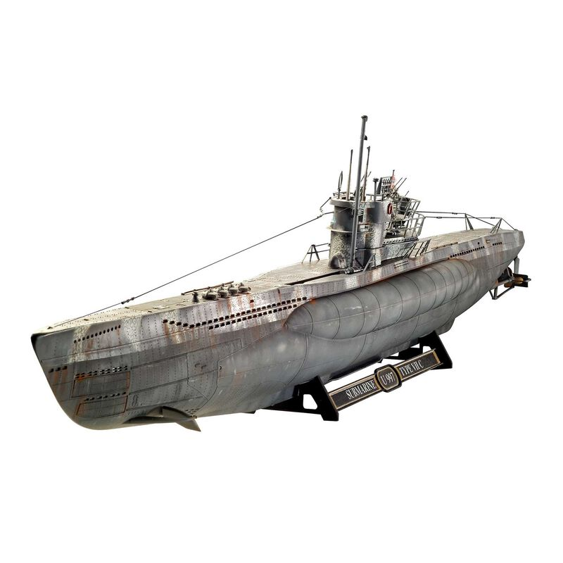 1/72 German Submarine Type VII C 41