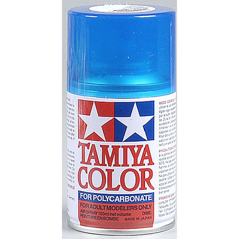 Polycarbonate PS-39 Translucent Light Blue, Spray 100 ml