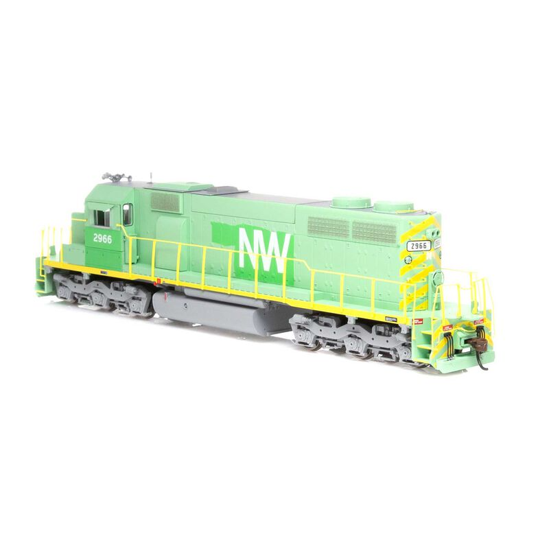 HO RTR SD39 with DCC & Sound N&W #2966