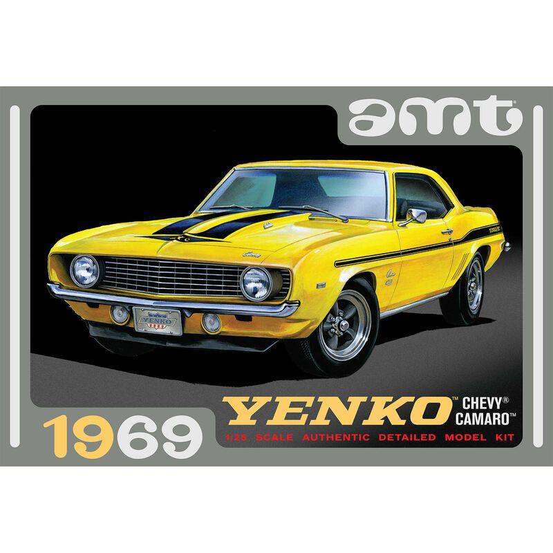 1/25 1969 Chevy Camaro Yenko