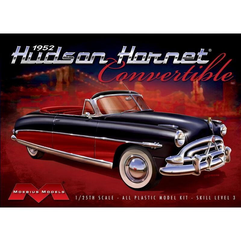 1/25 1952 Hudson Hornet Convertible