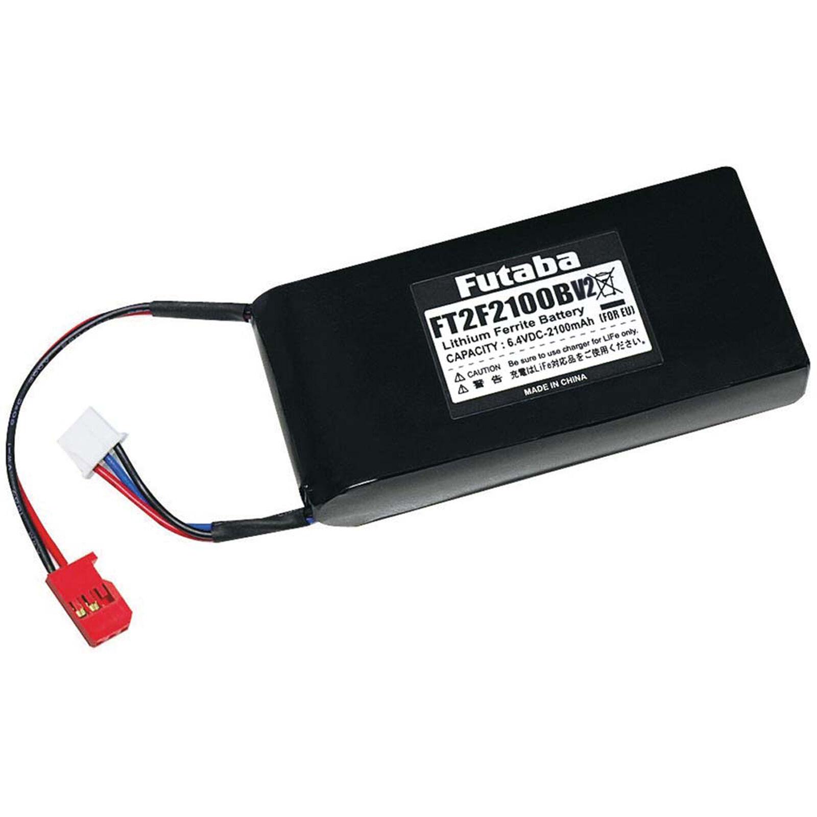 LiFe Battery 6.6V 2100mAh 18SZ