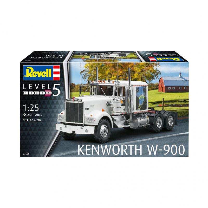 1/25 Kenworth W-900