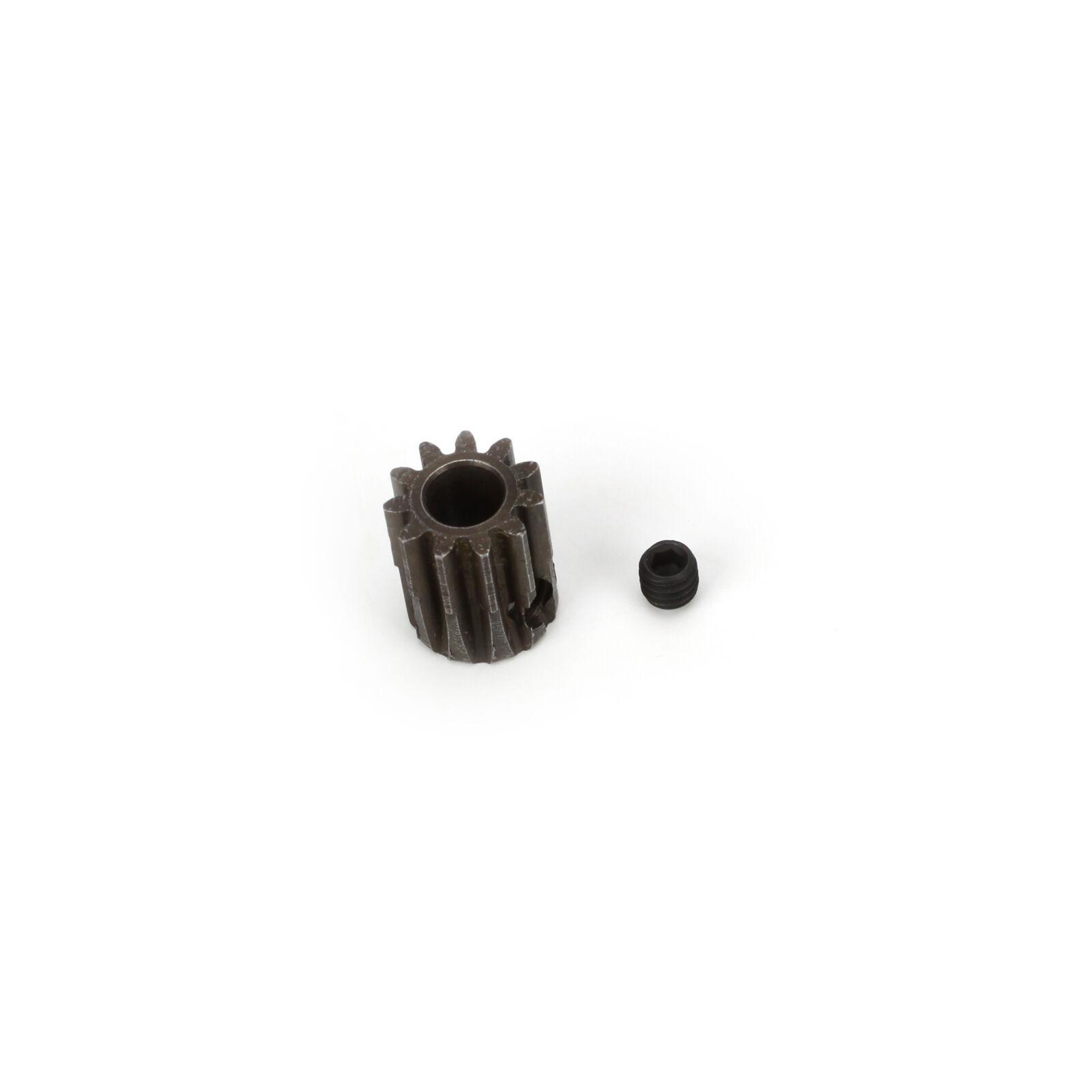 Extra Hard 5mm Bore .8 Module (31.75P) Pinion, 11T