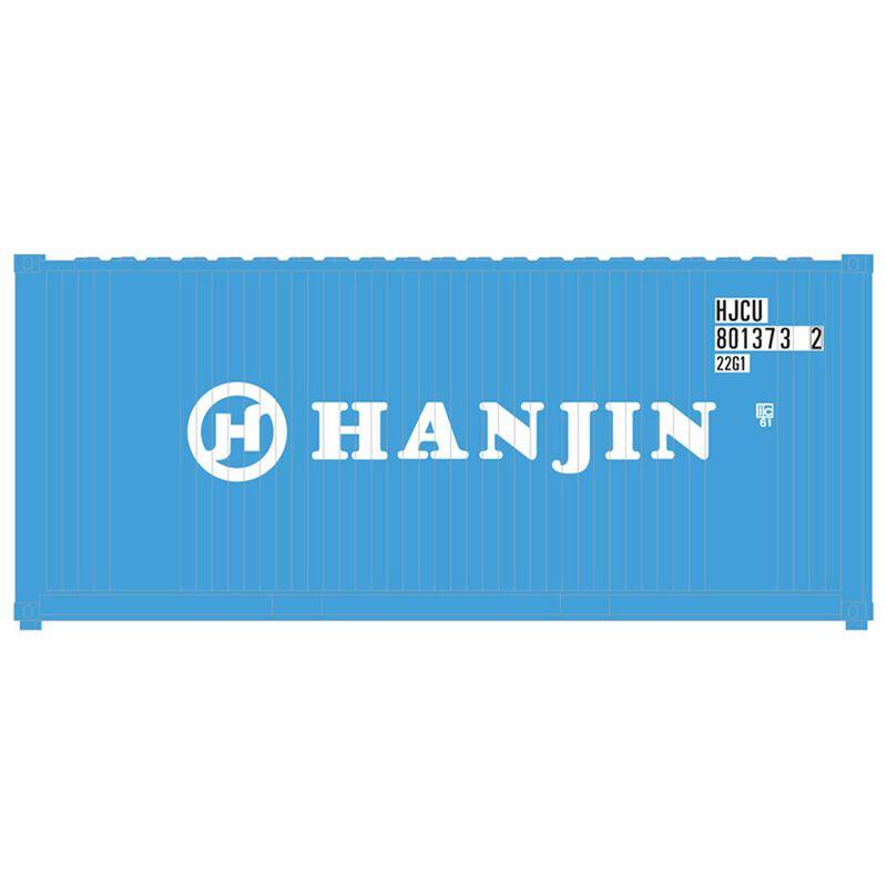 O Trainman 20' Container Hanjin (2)