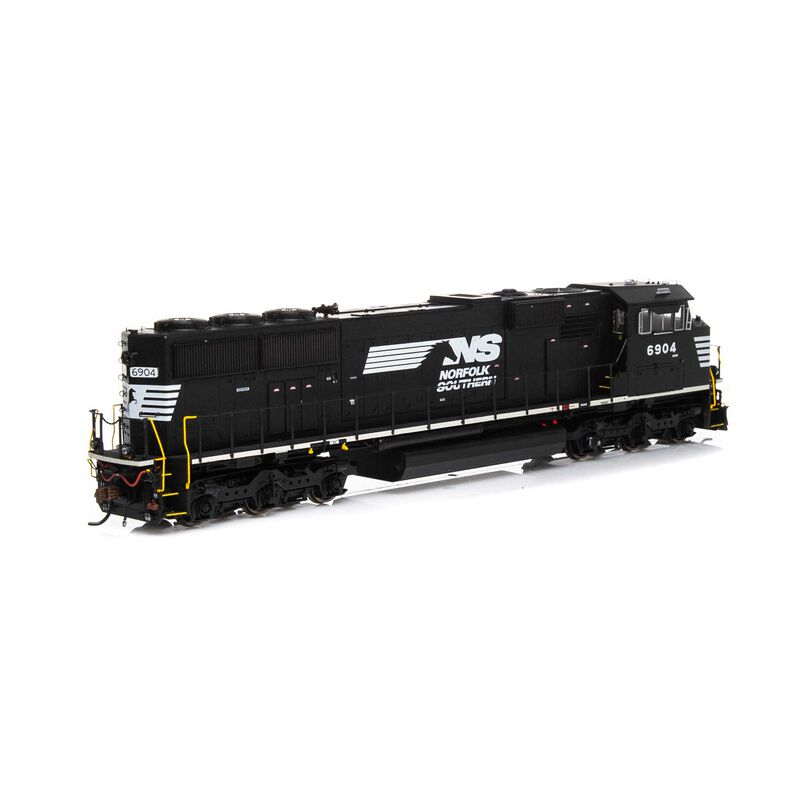 HO SD60E with DCC & Sound NS #6904