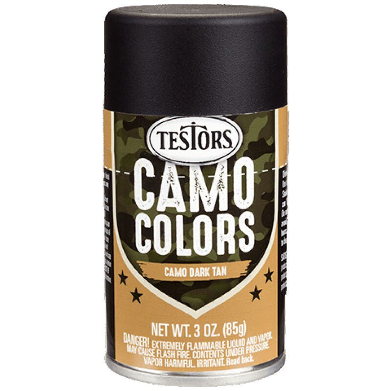 3 oz Camouflage Spray Dark Tan