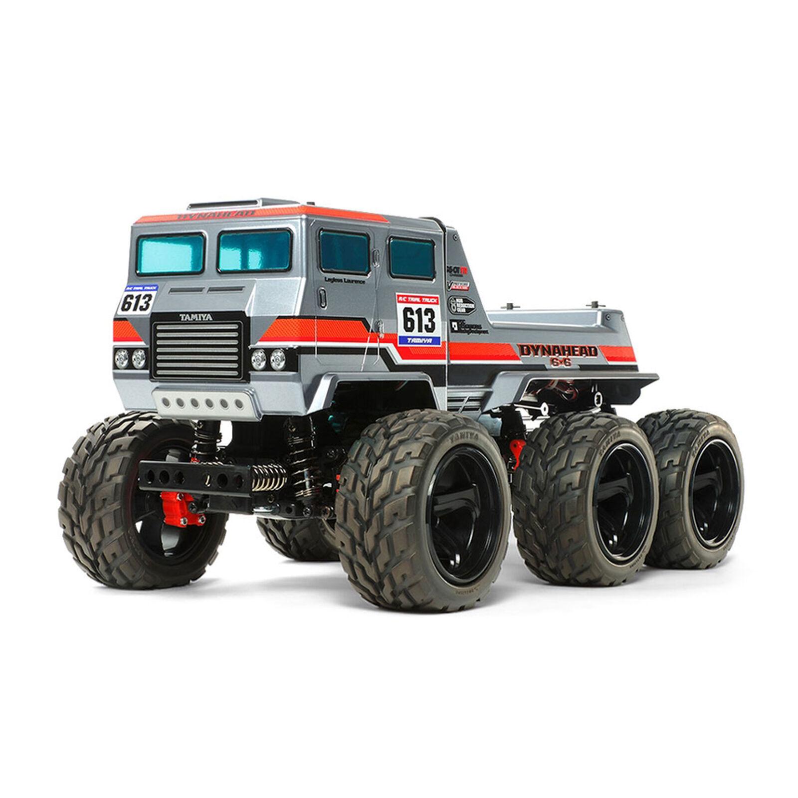 1/18 Dynahead 6x6 G6-01TR Semi Tractor Kit