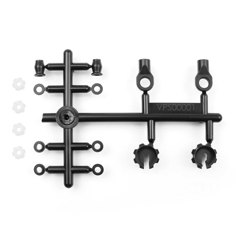 Incision 90mm Scale Shocks