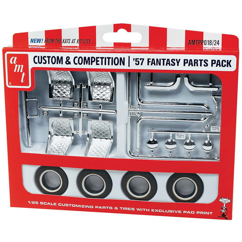 1 25 1957 Fantasy Parts Pack