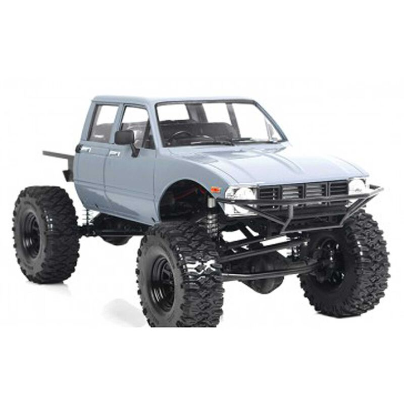1/10 C2X Class 2 4WD Competition Truck Brushed RTR, Mojave II Body