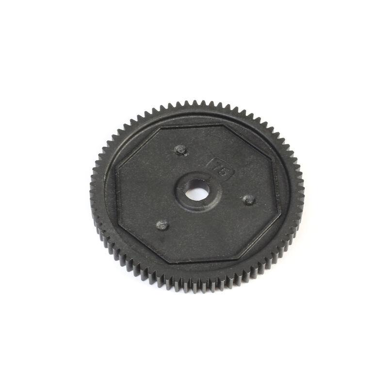75T Spur Gear, SHDS, 48P