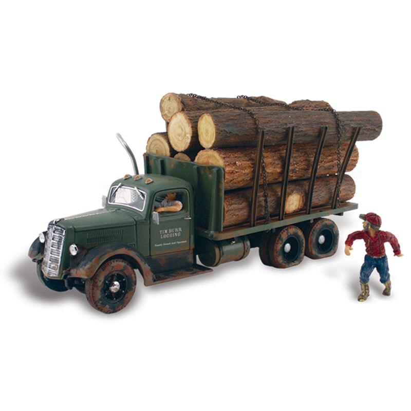 N Tim Burr Logging