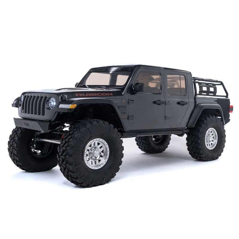 1/10 SCX10 III Jeep JT Gladiator Rock Crawler with Portals RTR