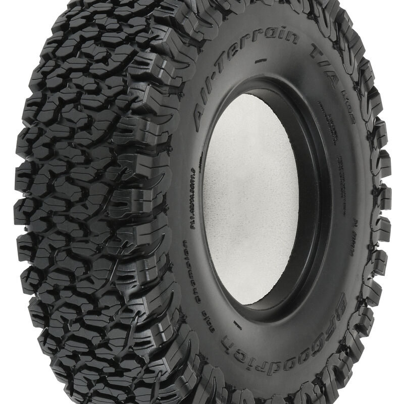 BFGoodrich KO2 1.9 G8 Rock Terrain Truck Tires (2)