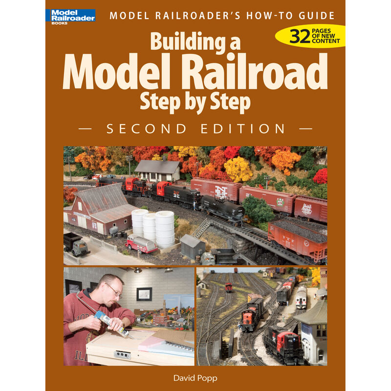 Building a Model Railroad Step by Step 2nd Edition