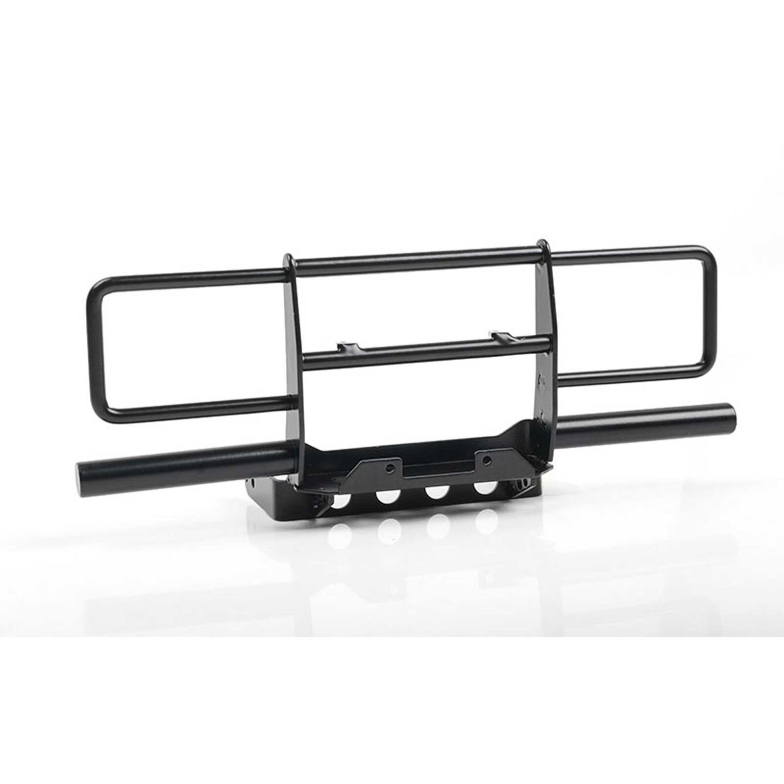 Oxer Steel Front Winch Bumper-VS4-10 Origin, Black