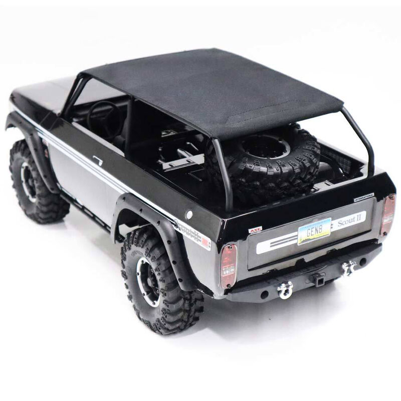 1/10 Gen8 Scout II 4WD Rock Crawler Brushed RTR, Axe Edition
