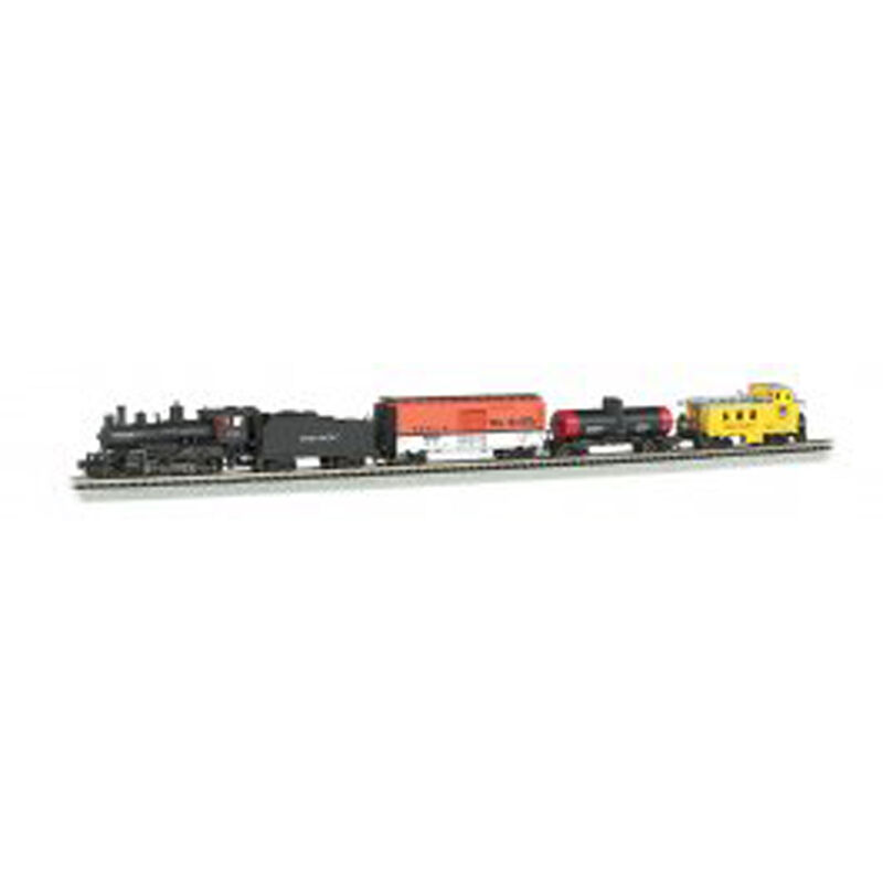 N Whistle-Stop Special Set with DCC