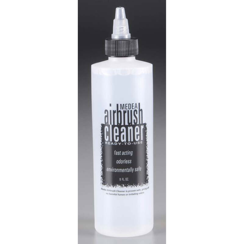 Airbrush Cleaner 8 oz. (224 ml)