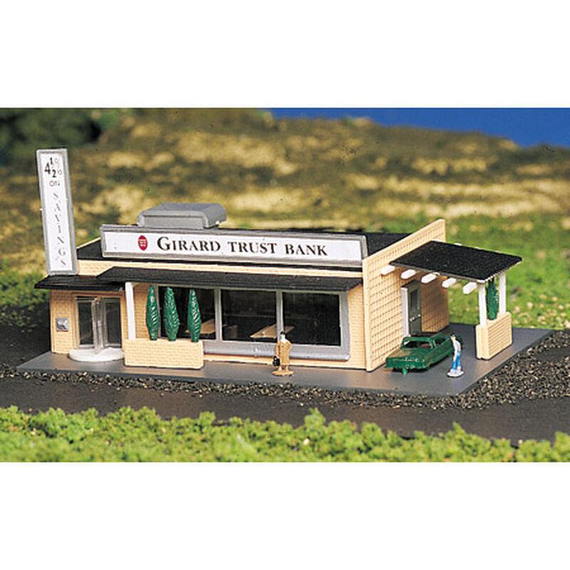 N Built Up Drive-Up Bank