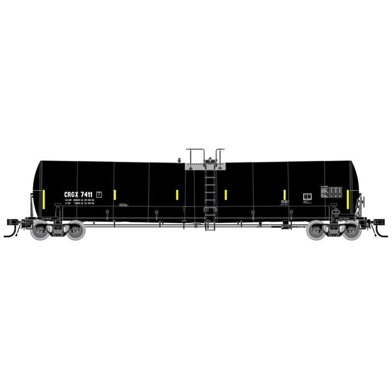 N 25 000-Gallon Tank CRGX #7411