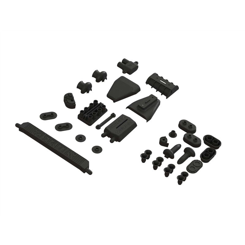 1/7 Scale Body Accessories, Set A