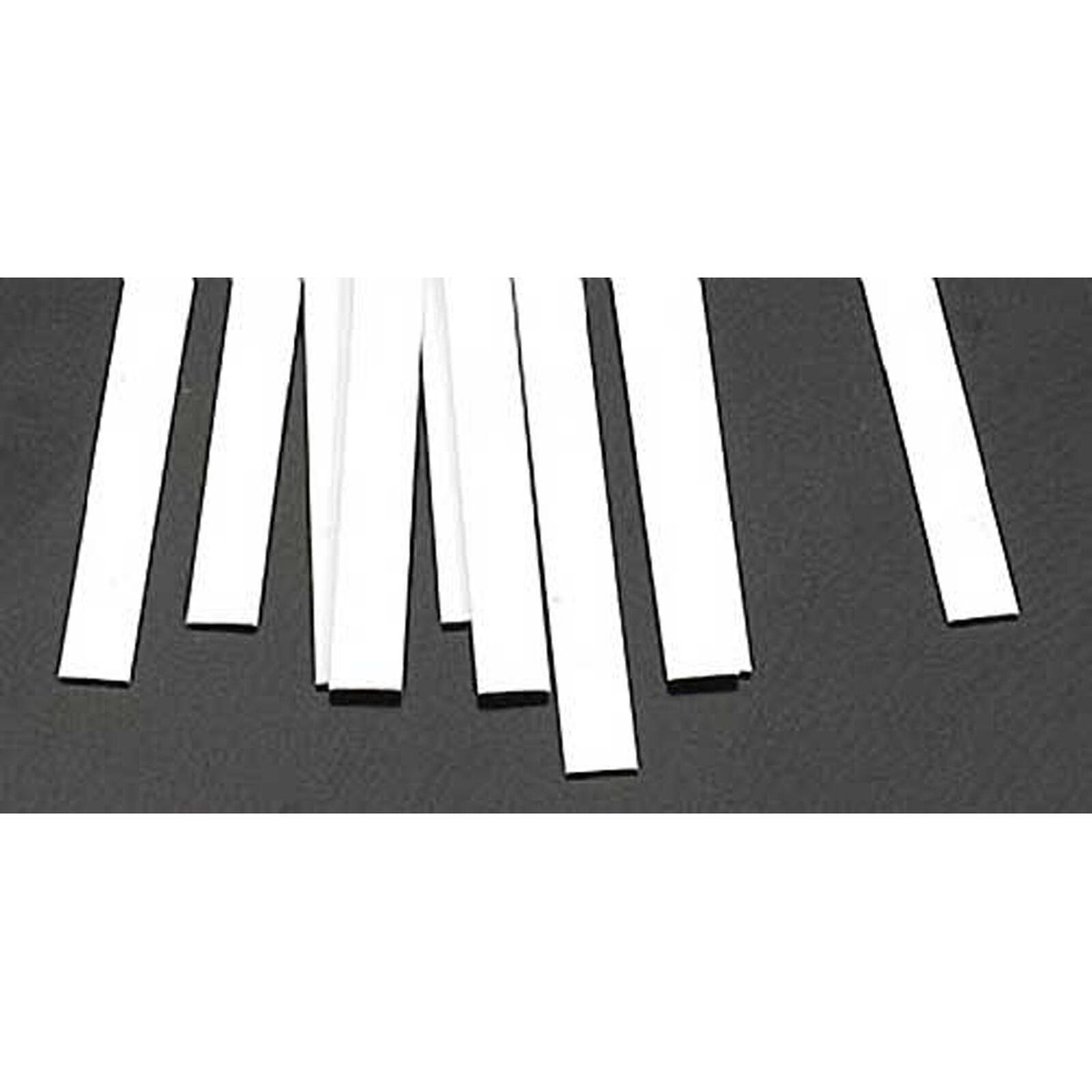 MS-325 Rect Strip,.030x.250 (10)