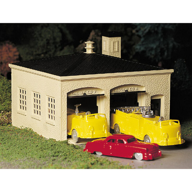 O Snap KIT Fire House w/Truck