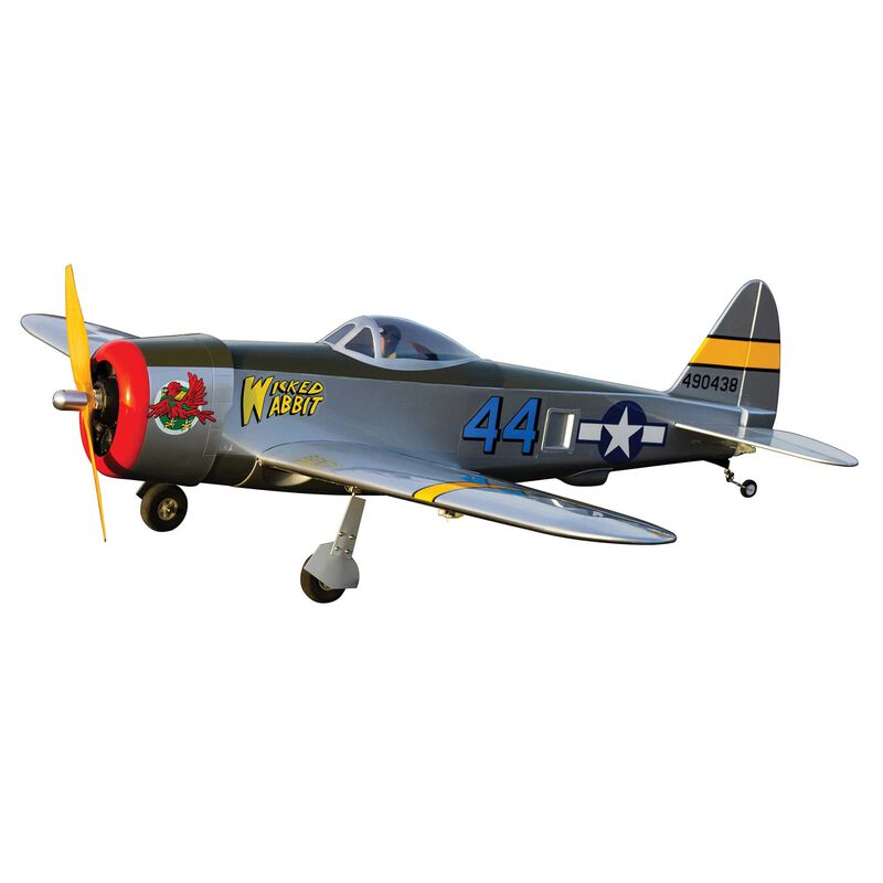 "P-47 Thunderbolt PNP, 58.4"""
