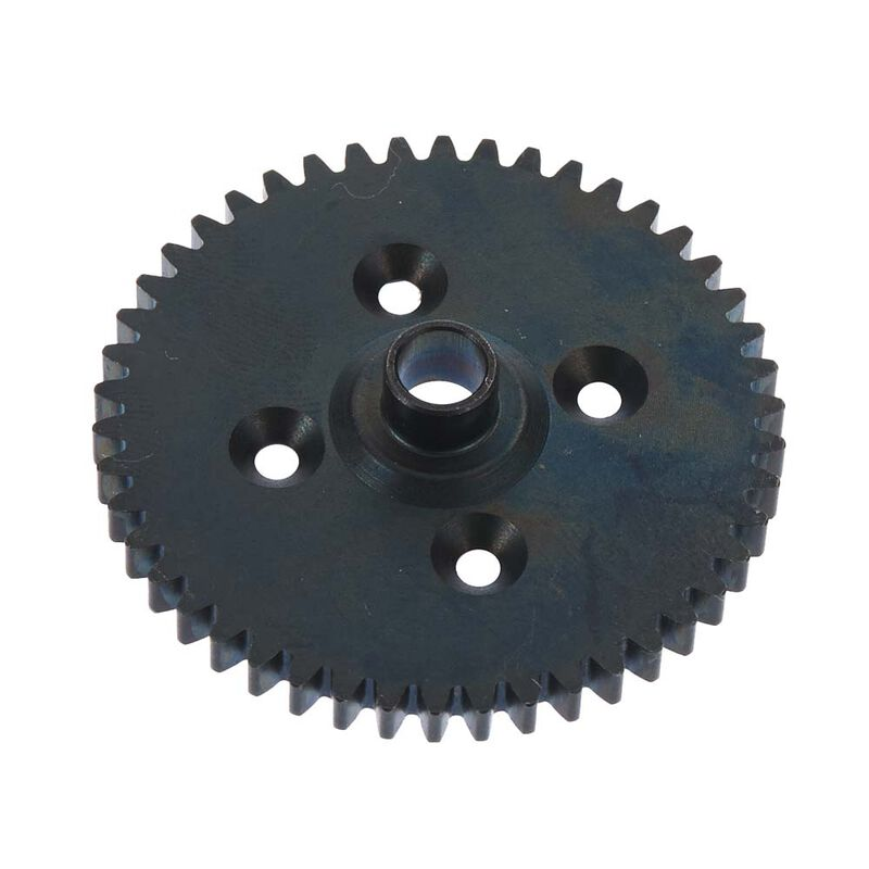 Spur Gear 46T Hardened Steel Revised