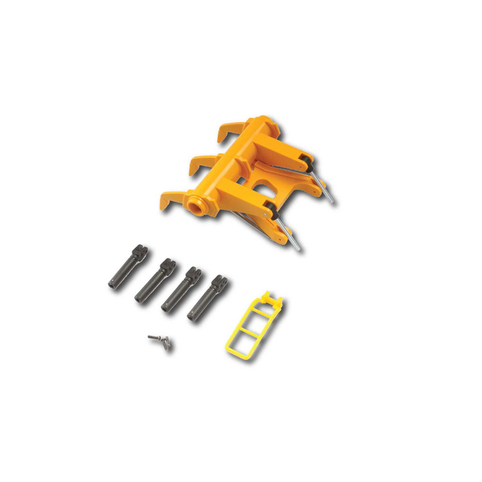 Rear Ripper Ladder Replacement Kit: Caterpillar D7E Bulldozer