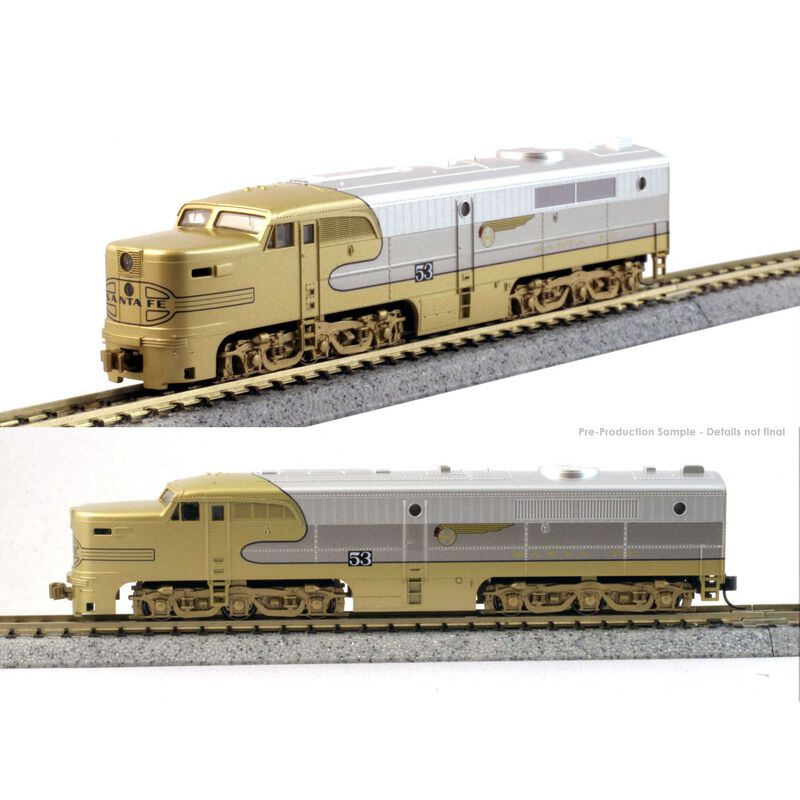 N ALCO PB1 with DCC SF Goldbonnet #53L
