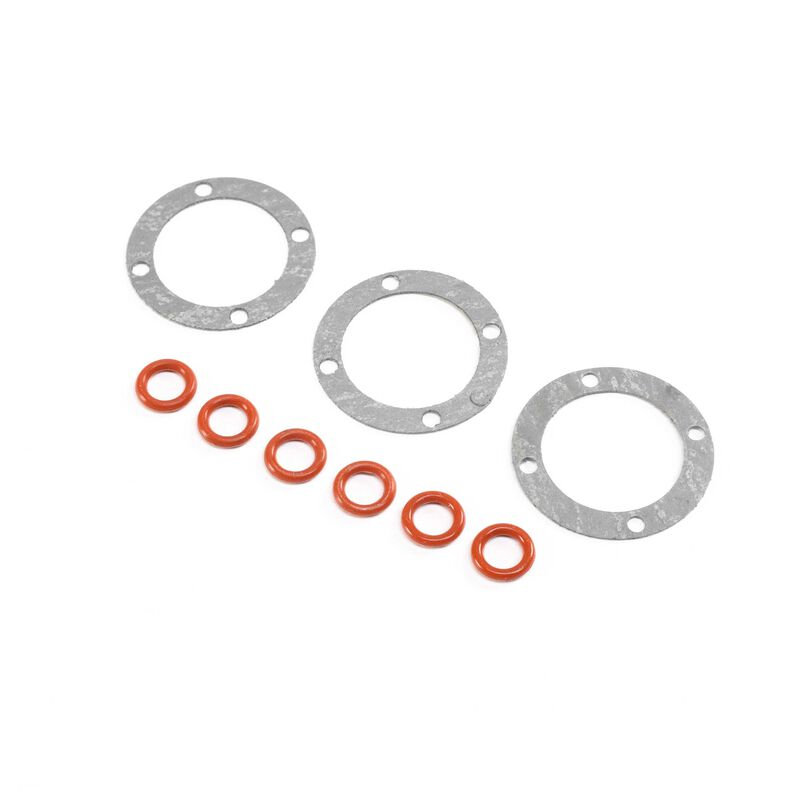 Outdrive O-rings and Diff Gaskets (3): LMT