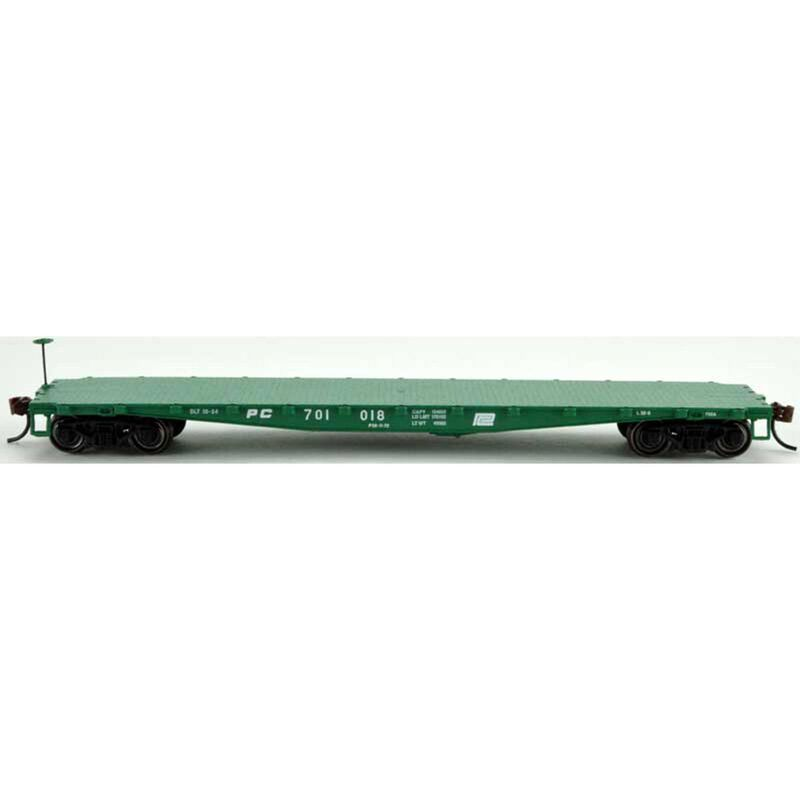 HO F30a 50' Flat PC #701029