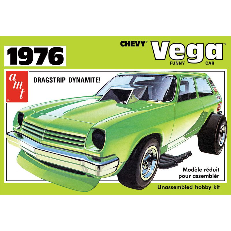 1/25 1976 Chevy Vega Funny Car