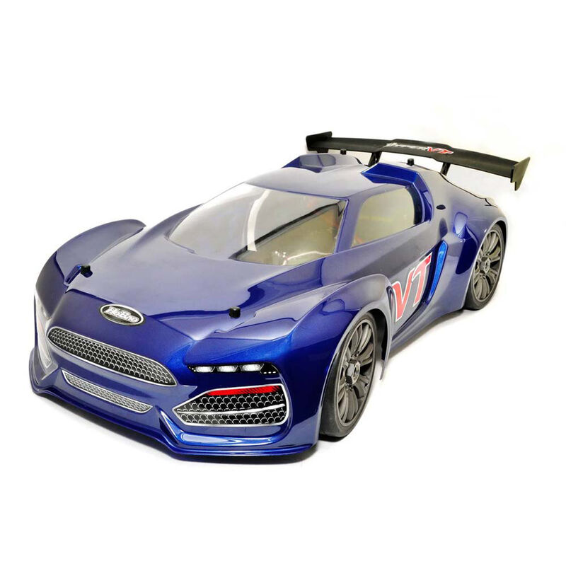 1/10 Hyper VT 4WD On-Road GT Nitro RTR, Blue