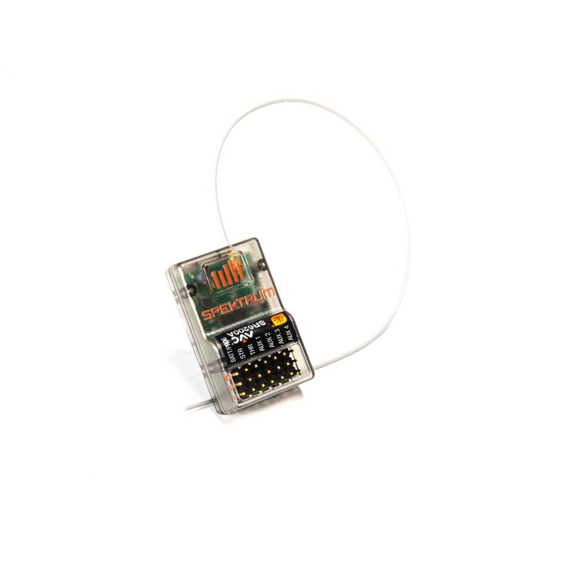 SR6200A DSMR 6-Channel AVC Surface Receiver