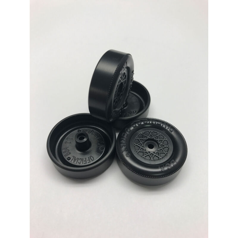 Precision Stock BSA Wheels (4)